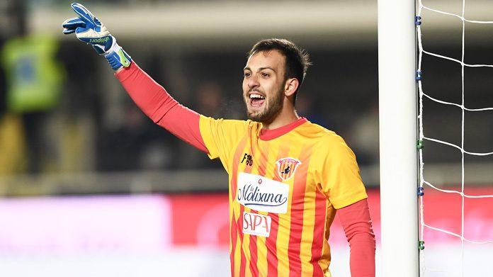 La diretta di Benevento-Milan