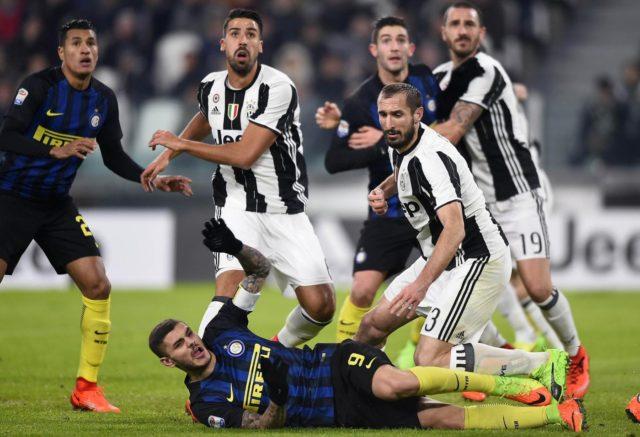 Serie A, Juve-Inter: le formazioni ufficiali del derby d'Italia