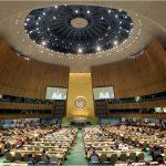 Onu Assemblea Generale