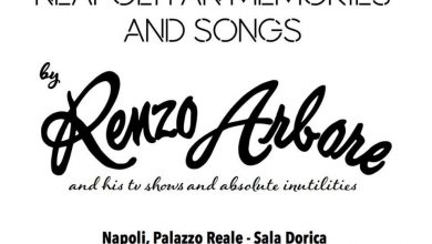 Photo of Neapolitan memories and songs Renzo Arbore a Palazzo Reale Napoli