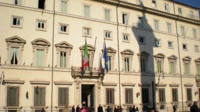 palazzo chigi – fundraising politica
