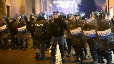 Photo of Arresti e fermi dopo il corteo contro Casapound a Torino