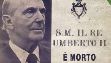 Photo of Umberto II tornerà in Italia come Vittorio Emanuele?