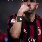 Milan-Crotone Video