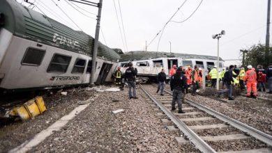 Photo of Treno deragliato a Torino: un morto  e decine di feriti