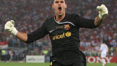 Photo of Victor Valdés dà l'addio al calcio