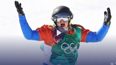 Photo of Video Moioli, Oro alle Olimpiadi nello Snowboard