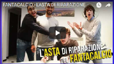 Photo of Parodia Autogol, Asta di Riparazione Fantacalcio