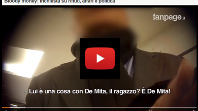 "Photo of Inchiesta Fanpage, Terza Puntata: spuntano i ""delfini"" di De Mita (Video)"
