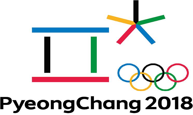 logo olimpiadi invernali 2018