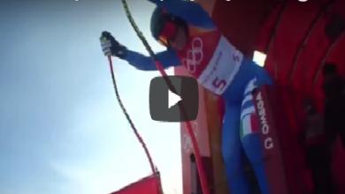 Photo of Goggia Oro, Video Olimpiadi invernali 2018 (Sci Alpino)