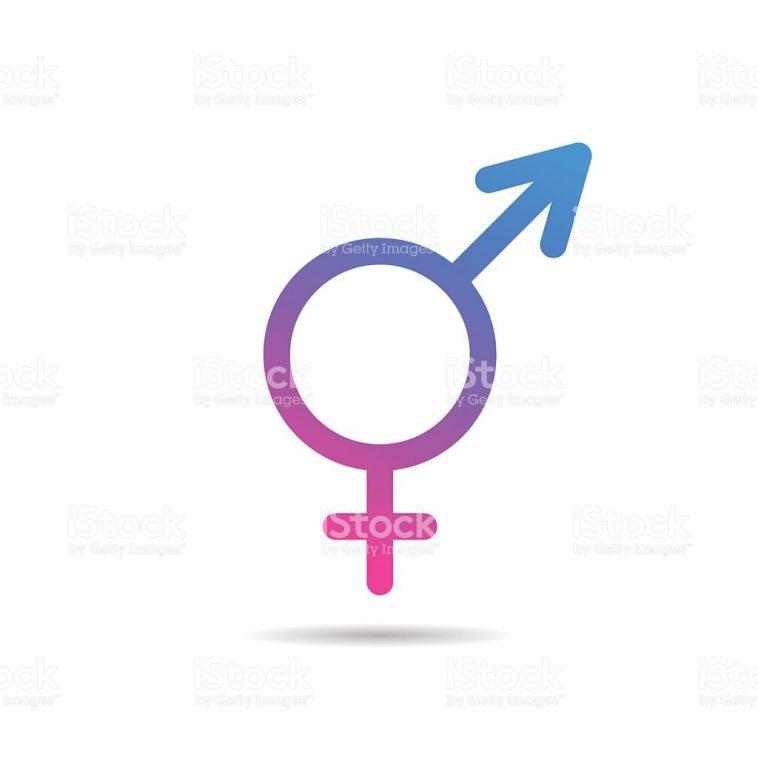 simbolo transgender