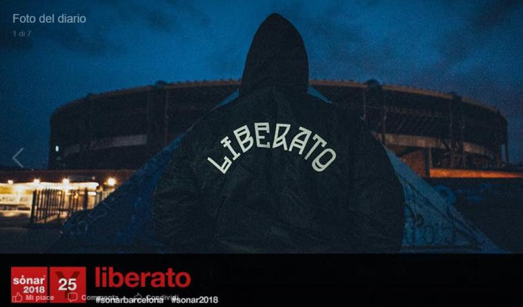 LIBERATO sarà al Sònar Festival di Barcellona