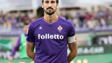 Photo of Davide Astori, morto il capitano della Fiorentina