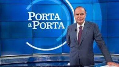 Photo of Porta a Porta Stasera in Diretta e in Streaming (Eelzioni 2018)