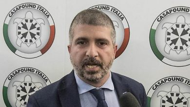 """Photo of Casapound contro Mentana: """"Oscurati dalle TV"""""""