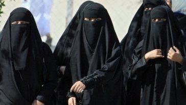 Donne Arabia Saudita