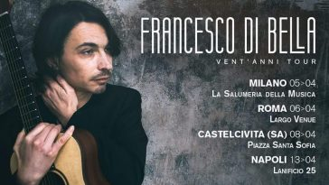 francesco di bella mini tour