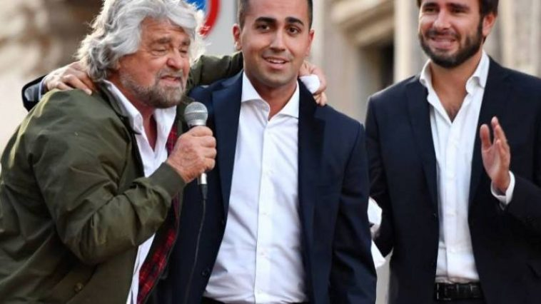 Grillo-Di Maio-Di Battista