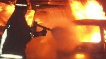 Incendio-Livorno