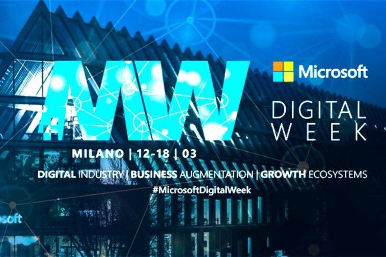 Microsoft-digital-week-2018