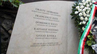 Photo of Sfregio sulla lapide in ricordo della strage di via Fani