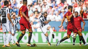 Roma-Juventus-Champions