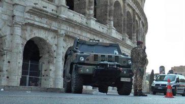 Sicurezza-Roma-Pasqua