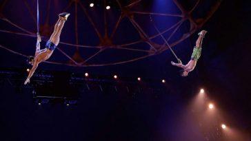 Yann Arnaud-Cirque du Soleil