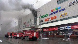 Incendio siberia