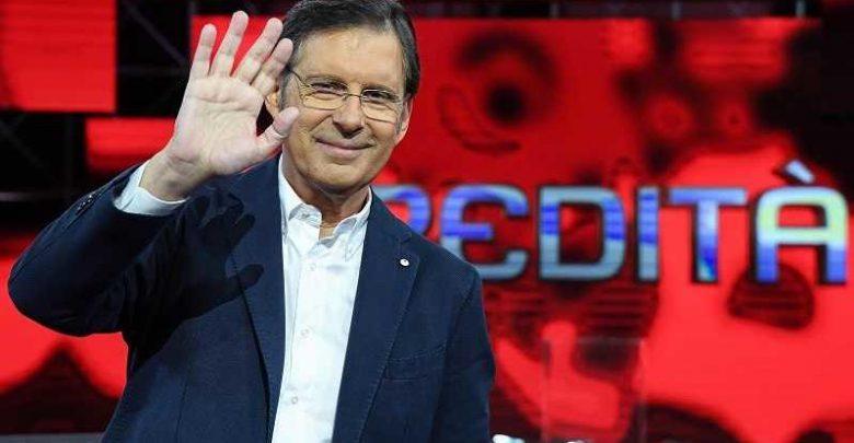 """Rai: """"L'eredità""""; Fabrizio Frizzi"""