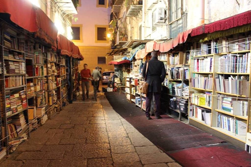libreria Palermo