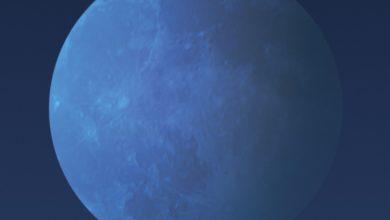 "Photo of Notte di Pasqua in compagnia della ""luna blu"""