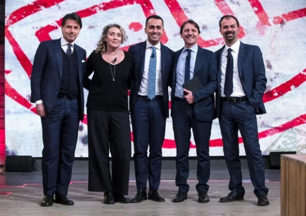 Movimento 5 stelle ministri elenco completo for Parlamentari 5 stelle elenco
