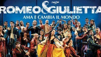 """Photo of """"Romeo & Giulietta – ama e cambia il mondo"""" 2018 a Napoli: Date"""