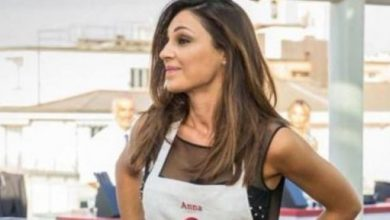Photo of Anna Tatangelo vince Celebrity Masterchef 2018