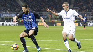 Atalanta-Inter Bergamo