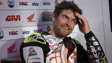 Crutchlow Doping