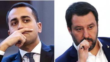 Di Maio-Salvini