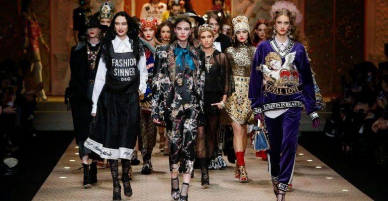 Dolce & Gabbana sfila in Messico