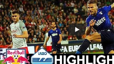 Photo of Sintesi Salisburgo-Lazio 4-1: Video Gol, Highlights e Tabellino (Europa League 2017-18)