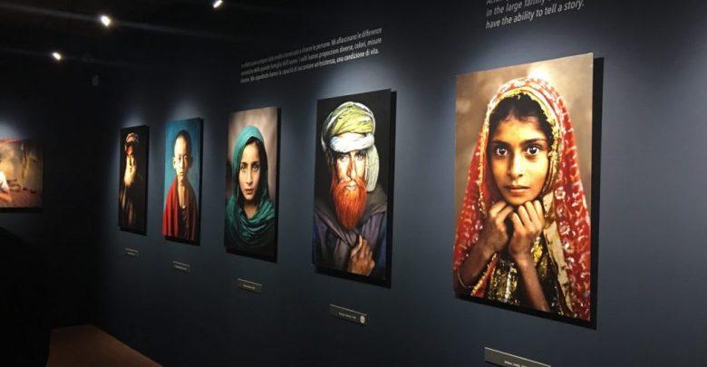Mostra Steve McCurry