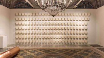 Mostra galleria d'arte moderna di Milano