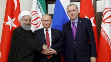 Putin-Erdogan-Rohani
