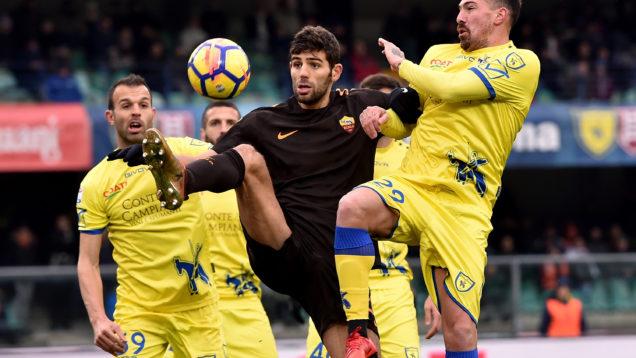 AC Chievo Verona v AS Roma – Serie A