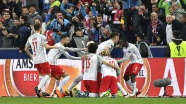 Salisburgo-Lazio 4-1