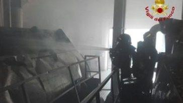 esplosione Treviglio