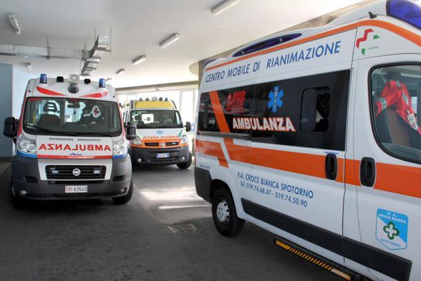 Ischia Ambulanza Turista