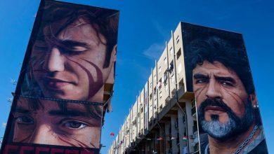 Photo of Murale di Jorit a Napoli per la Giornata della Consapevolezza dell'Autismo