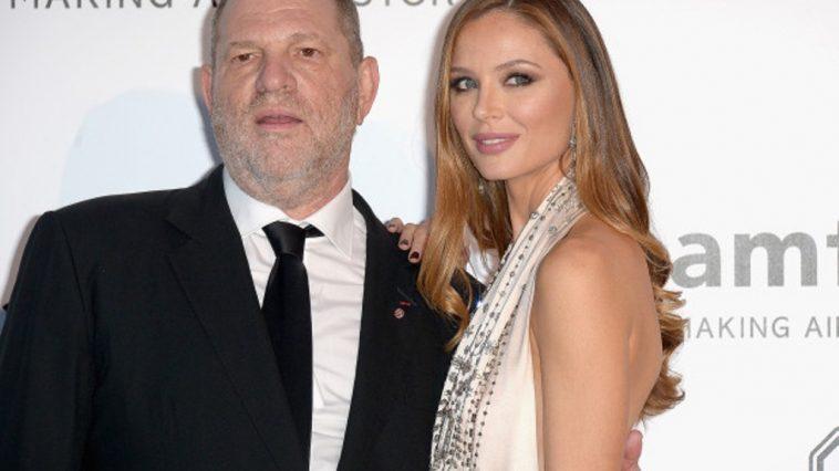 Gerogina Chapman-mogli Weinstein